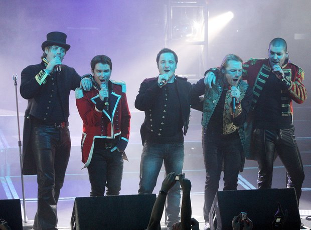 Ronan Keating & Boyzone