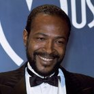 Marvin Gaye attending the American Music Awards in