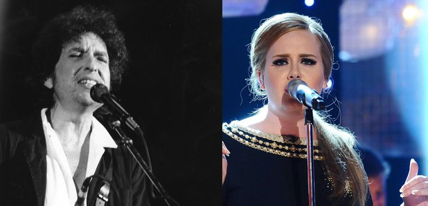 Bob Dylan and Adele