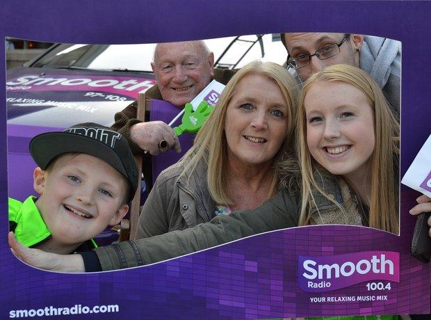 Smooth Radio's 10k Challenge: Salford