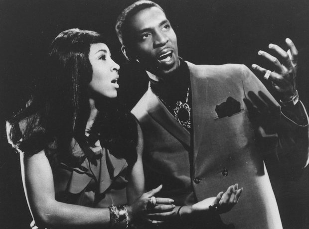 Ike Tina Turner Somethings Got A Hold On Me