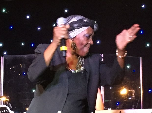 Soul Legends Live 2014
