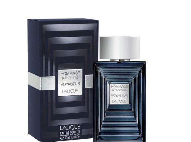 Lalique Hommage à l'Homme Voyageur