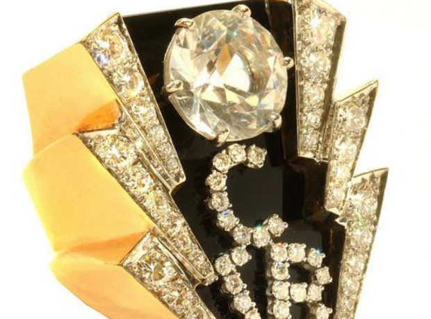 Elvis' 'Taking Care of Business' Ring