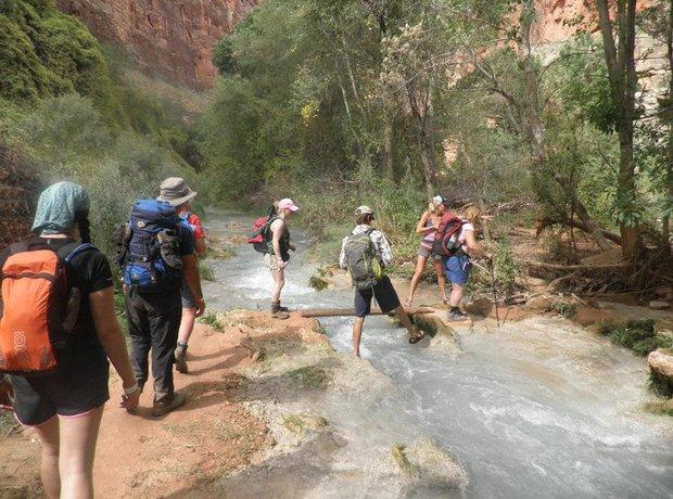 Beyond The Grand Canyon Trek 2014