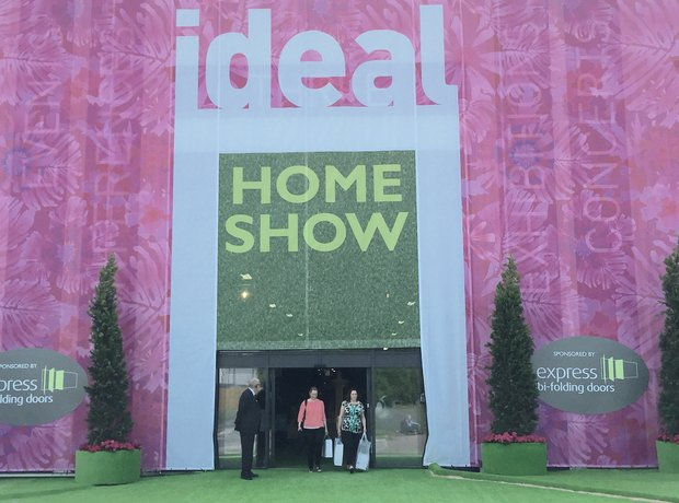 ideal home show 2015 smooth north west events