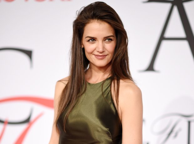 Katie Holmes at the CDFA Awards 2015