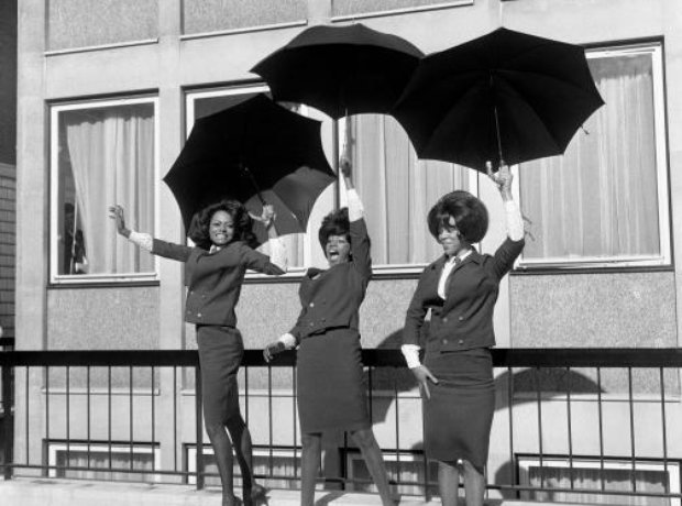 Supremes Umbrellas