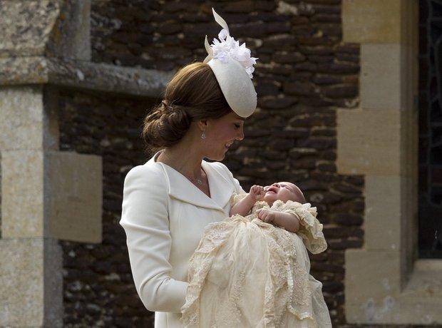 Kate Middleton christening