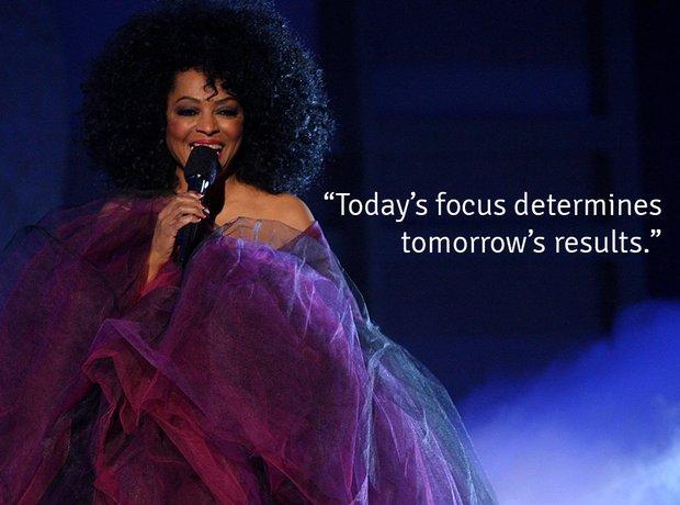 Diana Ross Inspiring Quotes