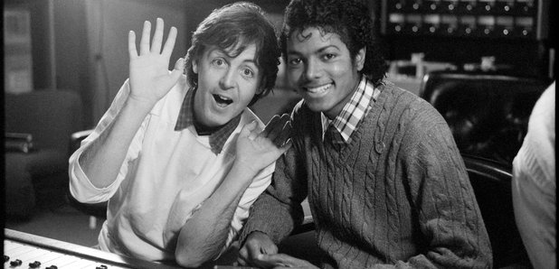 paul mccartney michael jackson