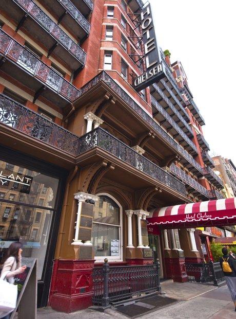 Hotel Chelsea, New York