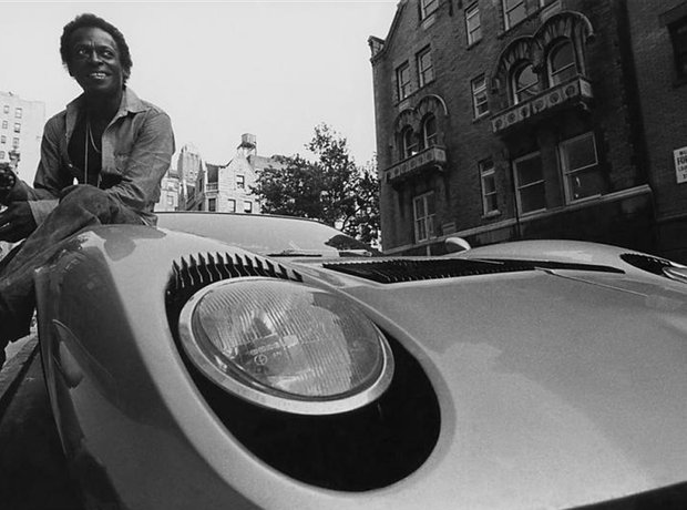 Rock Star Cars Miles Davis