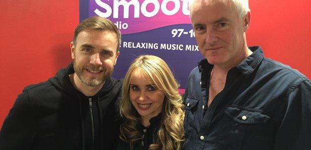 Jo Lloyd meets Gary Barlow and Tim Firth