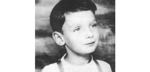Barry Manilow Childhood Picture