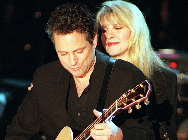 Gallery Stevie Nicks and Lindsay Buckingham