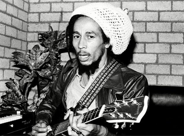 Backstage Gallery Bob Marley