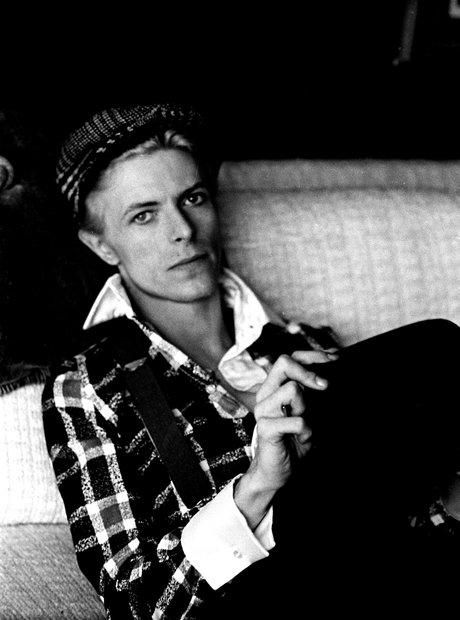 David Bowie Portraits Steve Schapiro