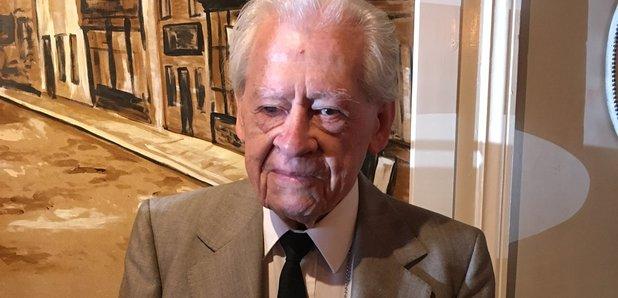 Ted Fullerton Veteran