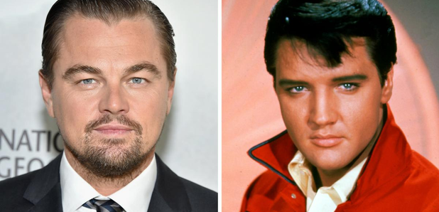 Elvis and Leonardo DiCaprio