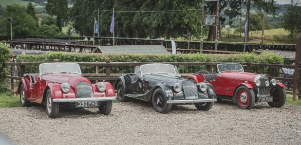 Morgan Motor Company- Run For The Hills