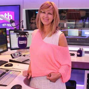 Kate Garraway Smooth Studio June 2017